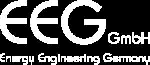 EEG GmbH Logo white