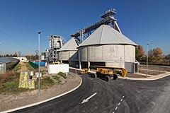 Biomassekraftwerk Tour 1