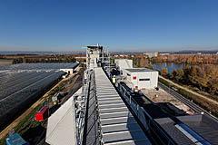 Biomassekraftwerk Tour 3