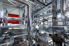 Biomassekraftwerk Tour 4