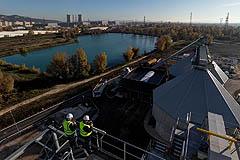 Biomassekraftwerk Tour 7
